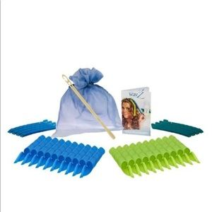 Hair Wavz 30 piece hair curling system